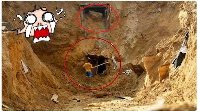 Meski Dilarang, Pria Ini Tetap Nekat Masuk ke Dalam Lubang Misterius, Apa yang Ditemukan di Dalam Sungguh Mengejutkan!!