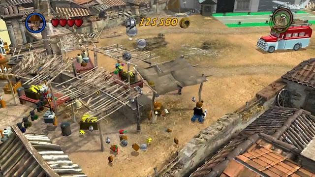 LEGO Indiana Jones 2: The Adventure Continues Screenshot-2