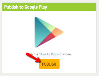 Langkah-langkah bikin aplikasi dan game Android tanpa bahasa pemerograman