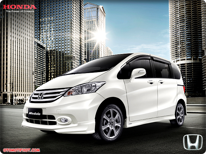 Spesifikasi dan Harga Honda Freed Terbaru 2016