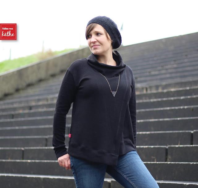 Tallinn Sweater von My June Patterns, auf Deutsch bei Näh-Connection