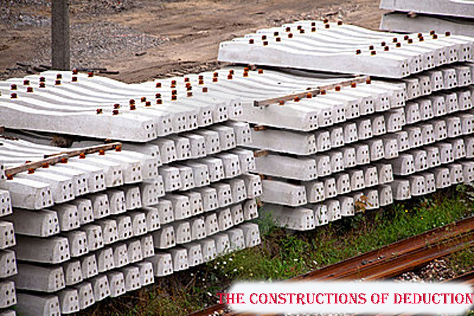 What Is Railway Sleepers Density The Constructions Of