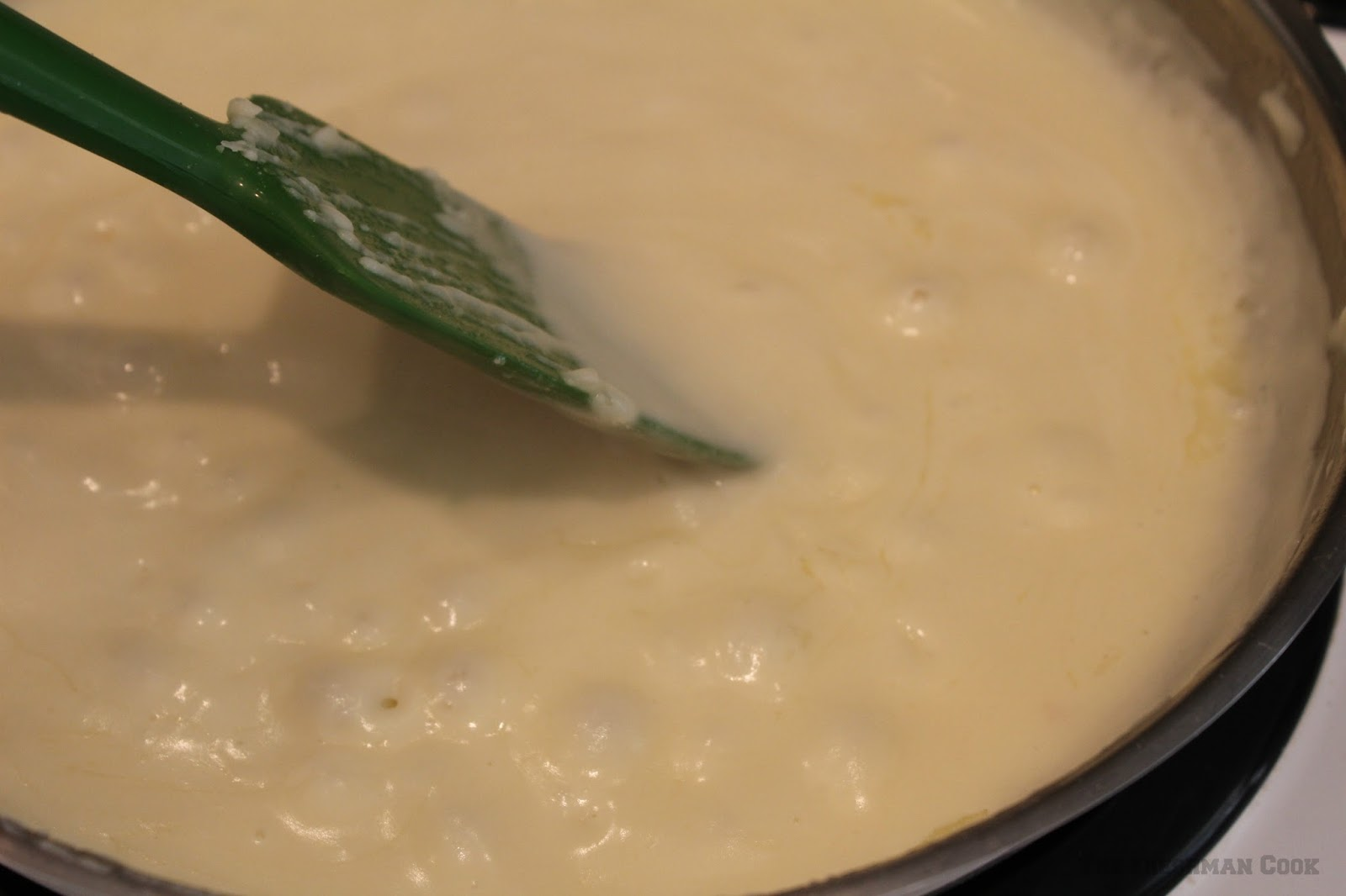 how to make alfredo sauce with whipping cream