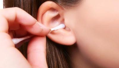 Cara Membersihkan Telinga dengan Benar