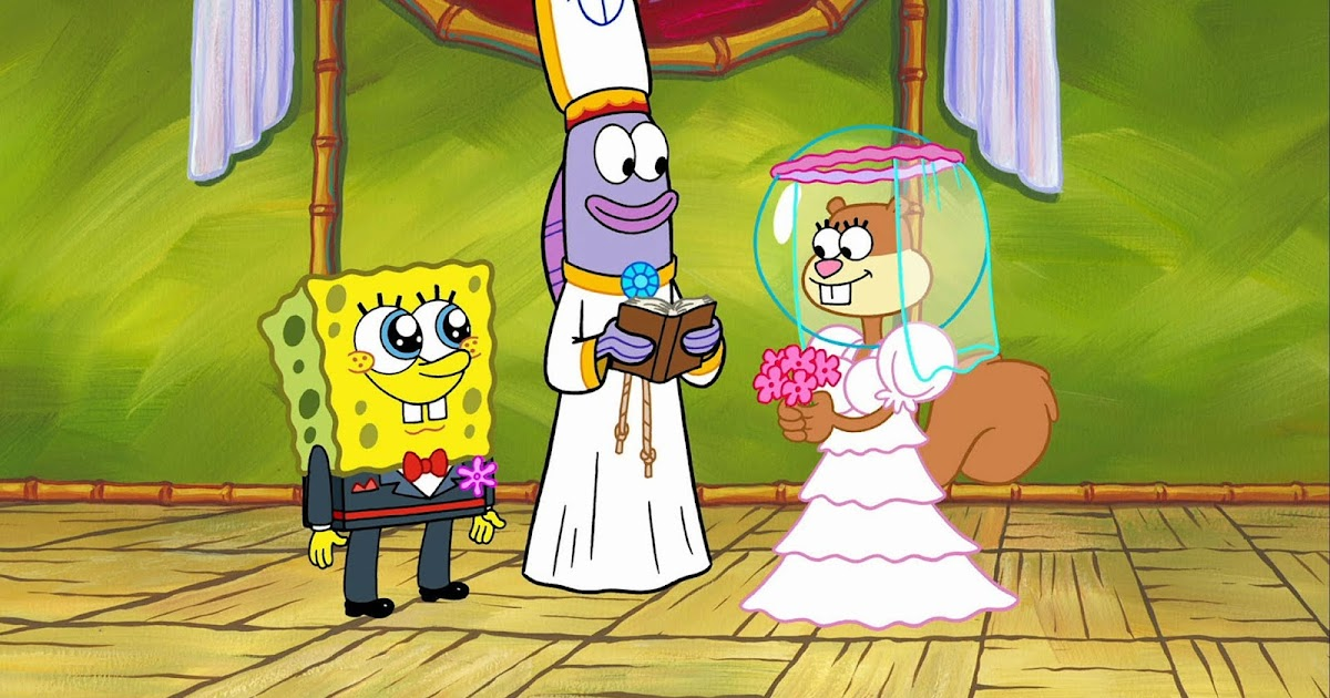 NickALive!: Sandy Cheeks Was Originally Going to be ...
