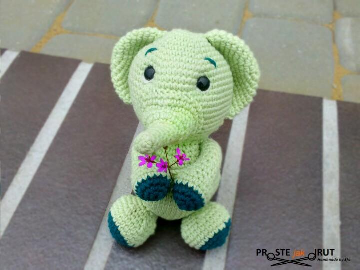 Zielony słonik (18)