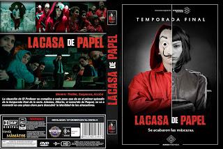 CARATULA[SERIE TV] LA CASA DE PAPEL TEMPORADA 2