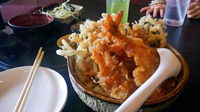 タイで日本料理