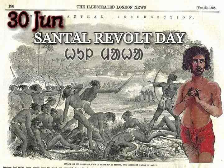 Santhal Hul - Revolt Day