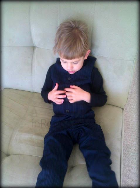 Little Man Suit