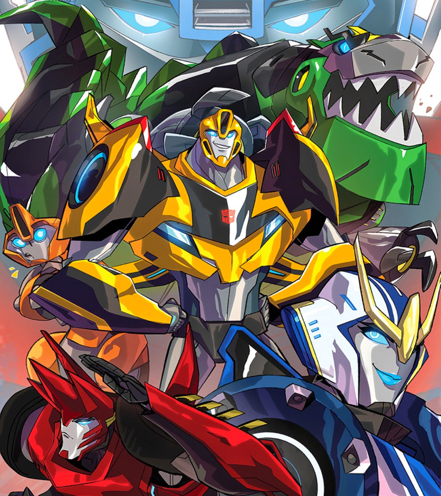 [TRANSFORMERS: ROBOT IN DISGUISE/2015]