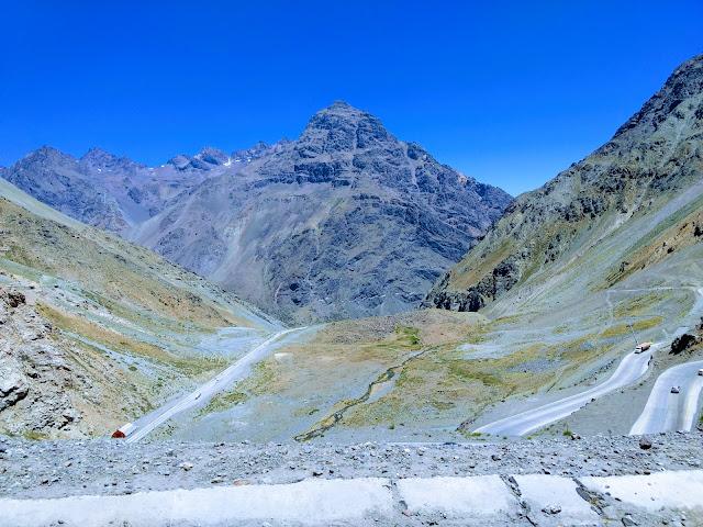 www.viajaportodoelmundo.com Un destino increíble la cordillera de los Andes