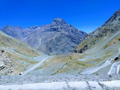 Un destino increíble la cordillera de los Andes