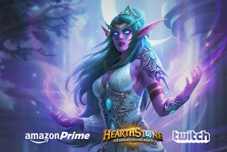 Image: If you have an Amazon Prime or a student Prime account, link it to your Twitch account so you can get tons of cool freebies every month -- plus some other cool perks that you can grab every month