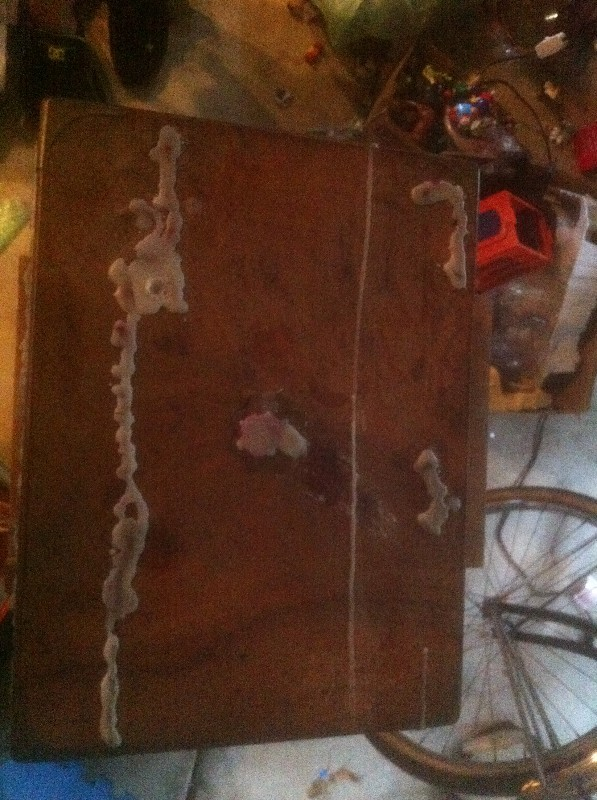 National Paranormal Association Dybbuk Box for sale on
