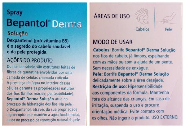 Bepantol Derma Solução Spray