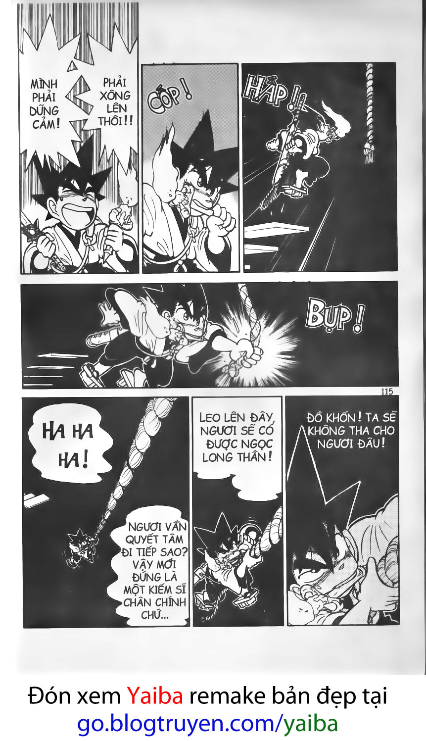 Yaiba chap 117 trang 8