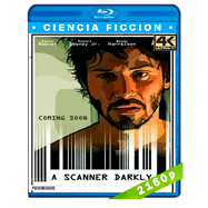 A Scanner Darkly (2006) 4K UHD Audio Ingles 5.1 Subtitulada