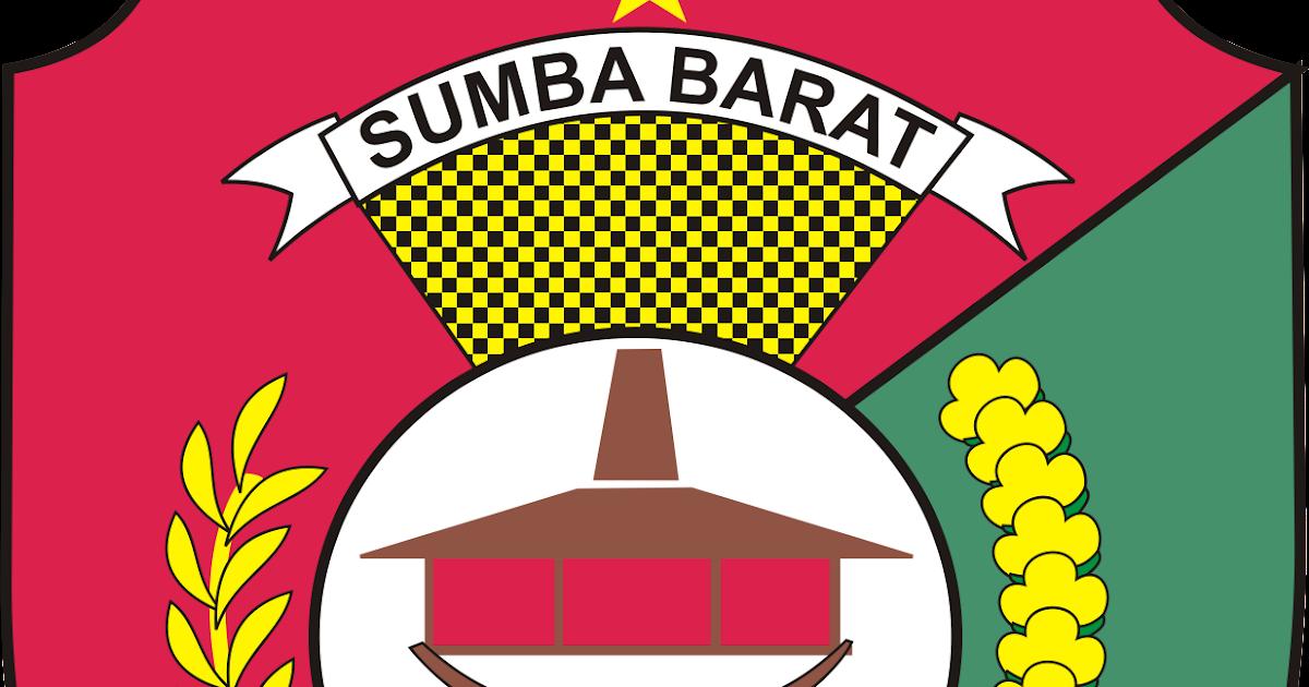 Logo Kabupaten Kota Logo Kabupaten Sumba Barat Nusa Tenggara Timur