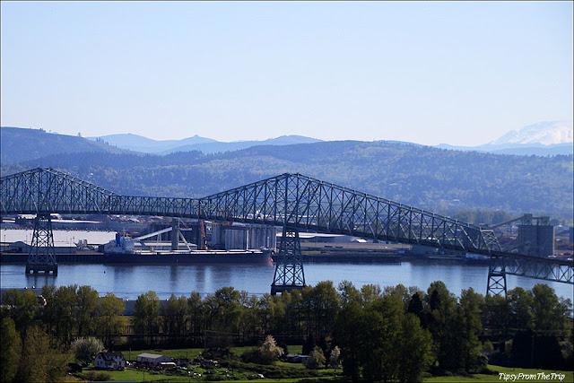 Lewis and Clark Bridge, OR and WA