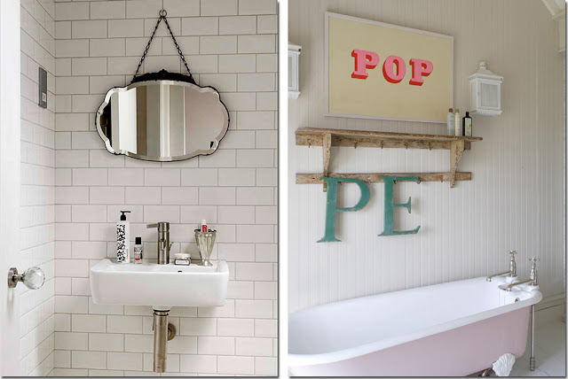 { Vasca da bagno & co } - Shabby Chic Interiors