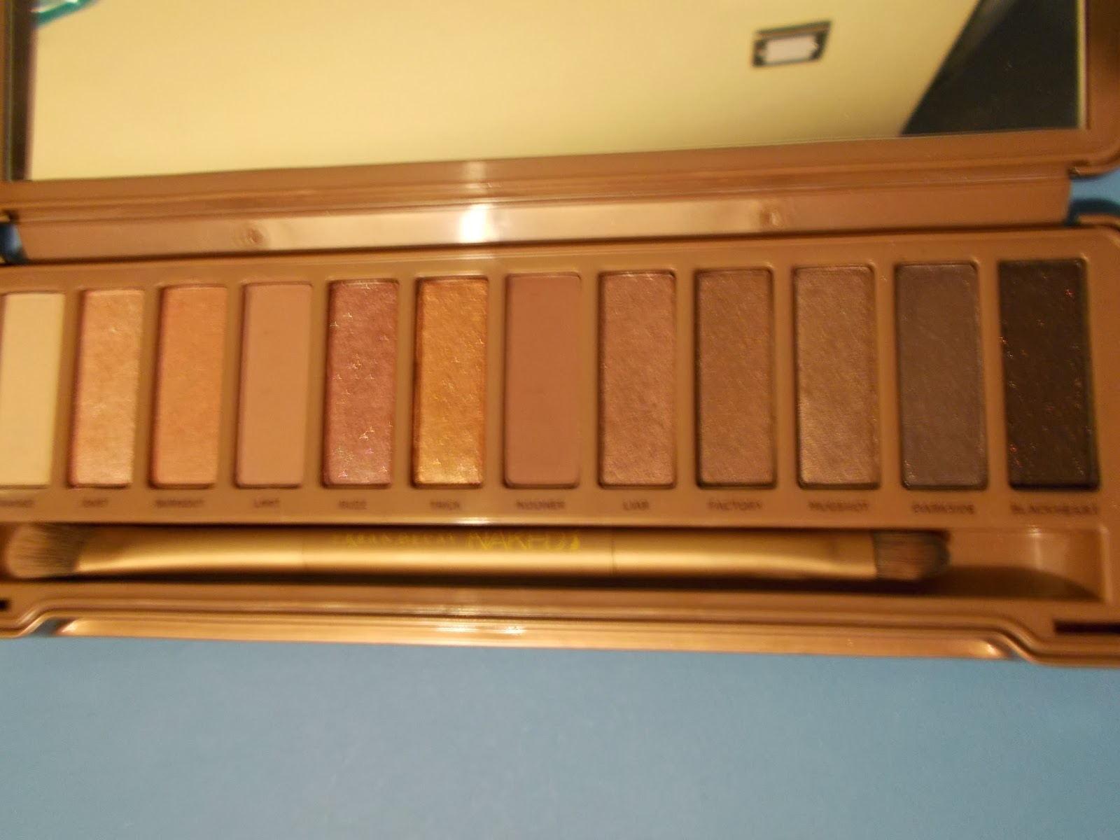 Urban Decay Naked Palette Saga : A Complete Guide - Macy