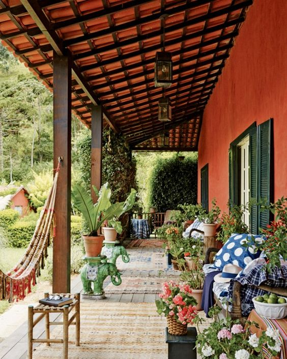 Outdoor Living- design addict mom