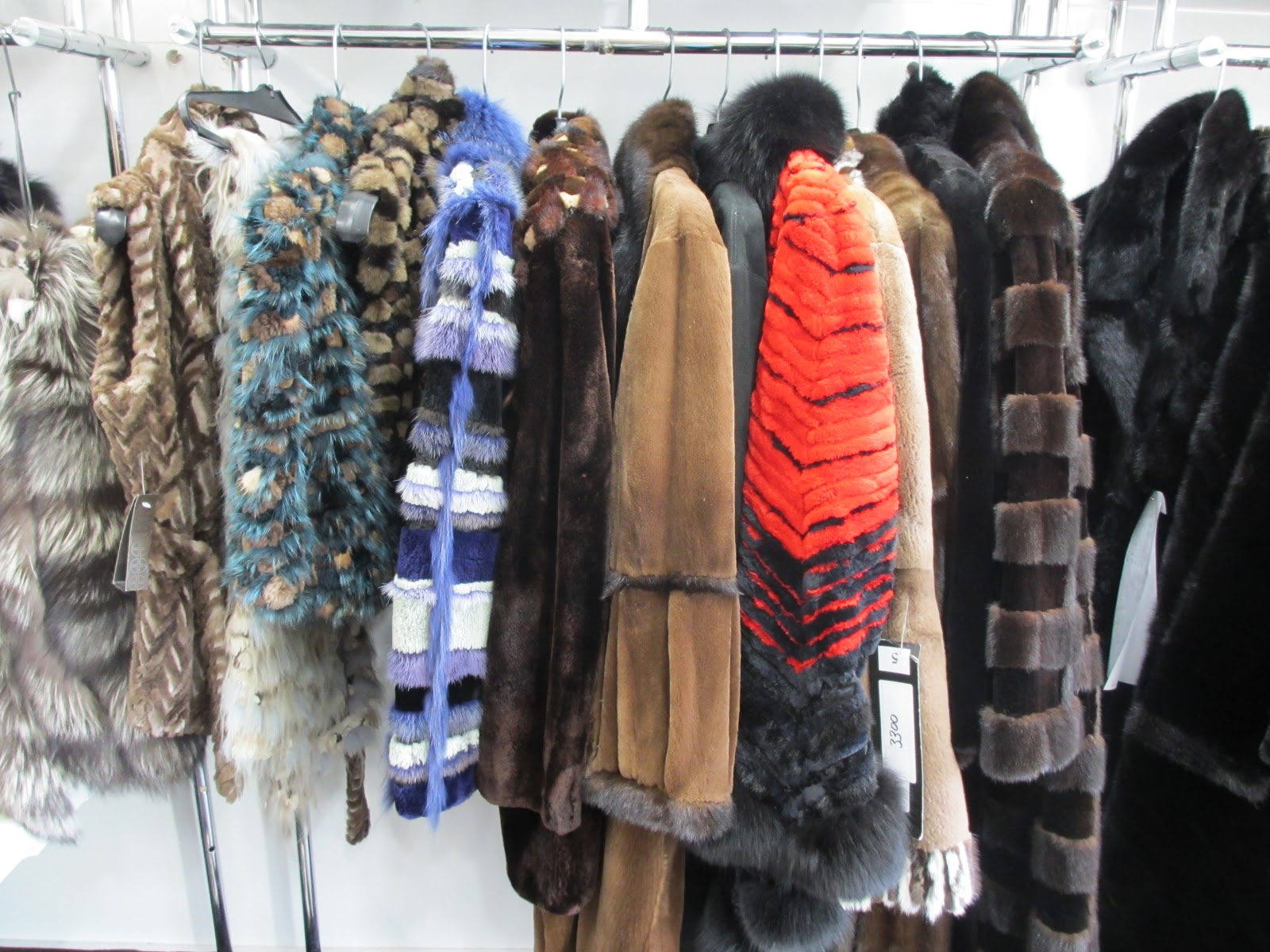 I Took A Long Time Checking Out His Designs (the Only Pieces He Sells.)  Heu0027s Known For Edgy, Glam Furs, And Is Especially Proud That His Team Can  Produce ...