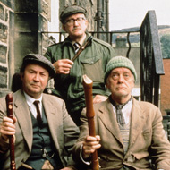 Clegg, Compo, Foggy with recorders