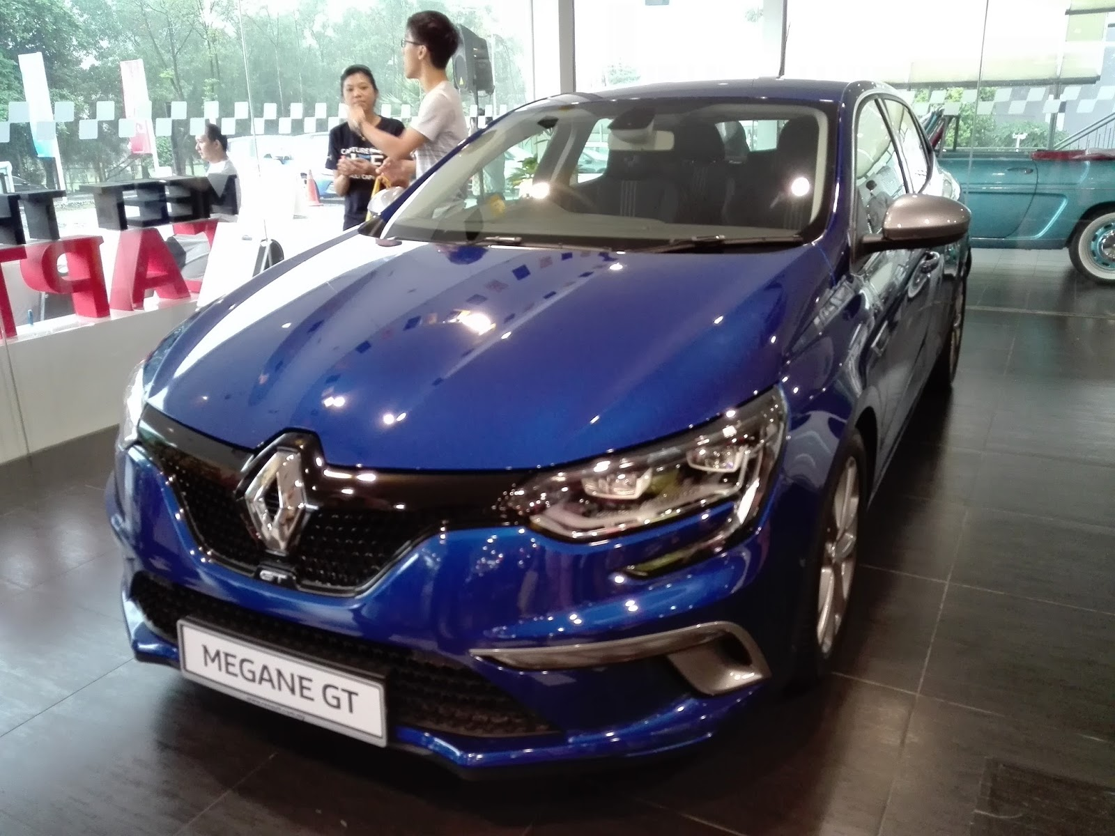 motoring malaysia 2018 renault megane gt is alreadyon sale the price is a little eye watering. Black Bedroom Furniture Sets. Home Design Ideas