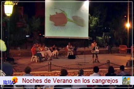 El programa Verano en lo Cangrejos incluye actuaciones y cine para todos los públicos al aire libre