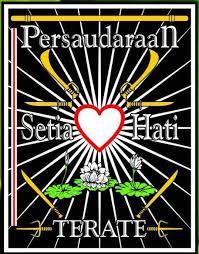 Lambang Persaudaraan Setia Hati Terate : lambang, persaudaraan, setia, terate, Falsafah, Lambang