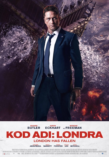 Kod Adı: Londra (2016) 1080p Film indir