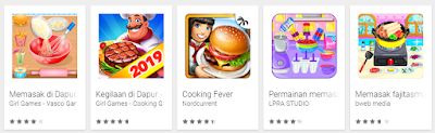 5 Game Memasak Paling Seru Di Hp Android