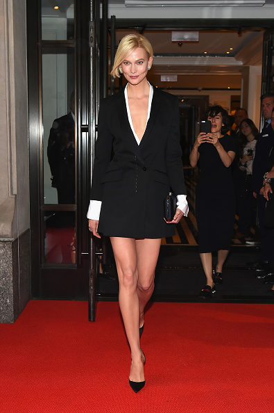 Karlie Kloss Red Carpet May 2017