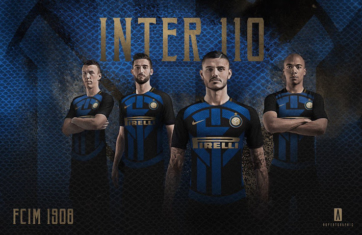 01ad790f8 Nike x EA Sports Inter Milan Digital 4th Kit Concept by Rupertgraphic