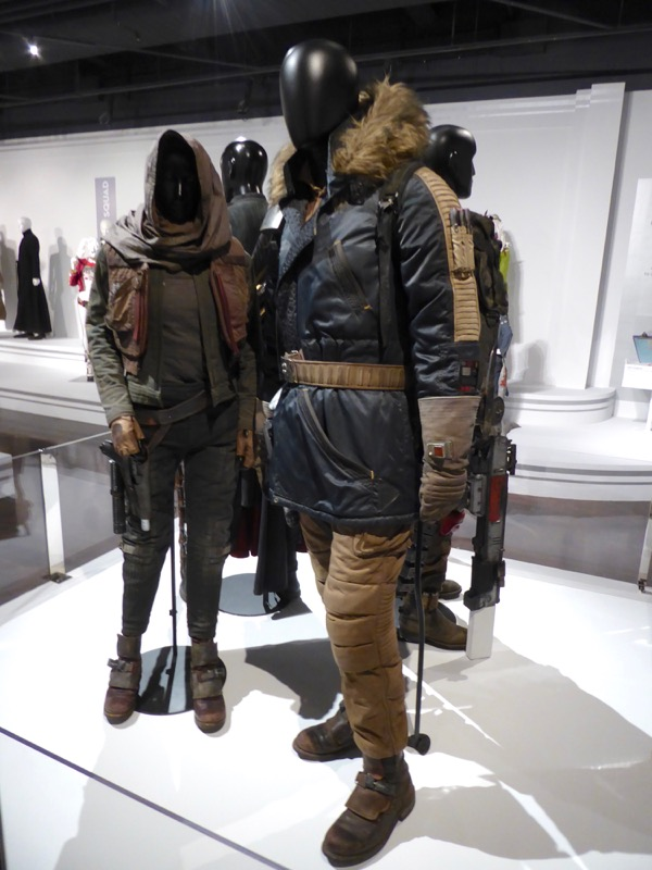 Captain Cassian Andor Rogue One costume
