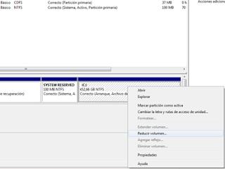 Como crear o eliminar particiones en Windows 7 sin tener que formatear -http://3.bp.blogspot.com/-9rdAH5X1rMM/T0vHkkyWCVI/AAAAAAAAAAs/qS1C1RHzn0c/s320/Disco+C.png