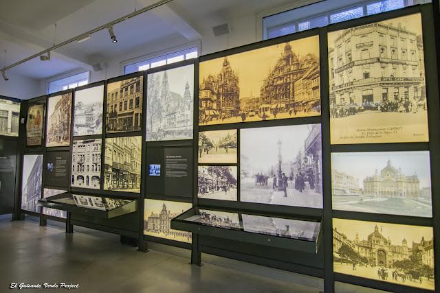 Museo Red Star Line, imagenes antiguas de la ciudad - Amberes por El Guisante Verde Project