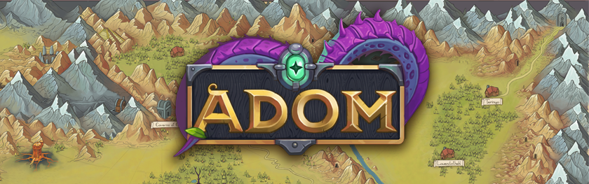 The Official Blog for ADOM (Ancient Domains Of Mystery)