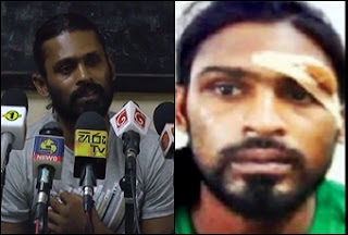 Police starts operation to arrest 'Kondaya' - Gossip Lanka   Hot Dunesh Priyashantha, 'Kondaya, Search, Sri Lanka Police