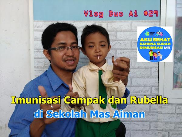 Anak Sakit Setelah Imunisasi Campak dan Rubella?
