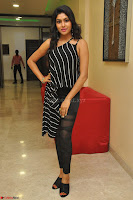 Akshida in Black Tank Top at Kalamandir Foundation 7th anniversary Celebrations ~  Actress Galleries 029.JPG