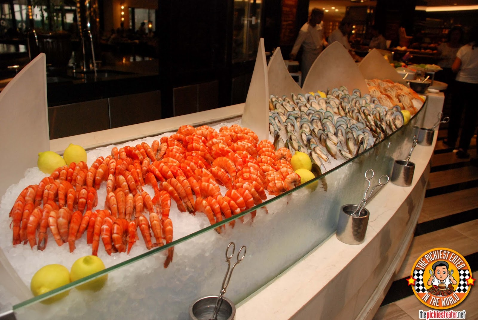 The Pickiest Eater In The World Spiral At Sofitel Manila