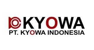 Lowongan Kerja Via Email PT KYOWA INDONESIA EJIP Cikarang