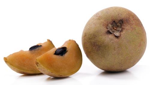 فوائد فاكهة السبوت