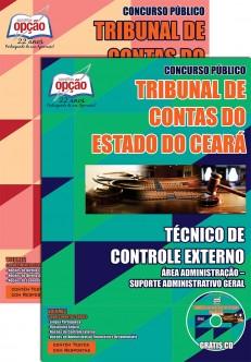 Apostila Concurso TCE-CE
