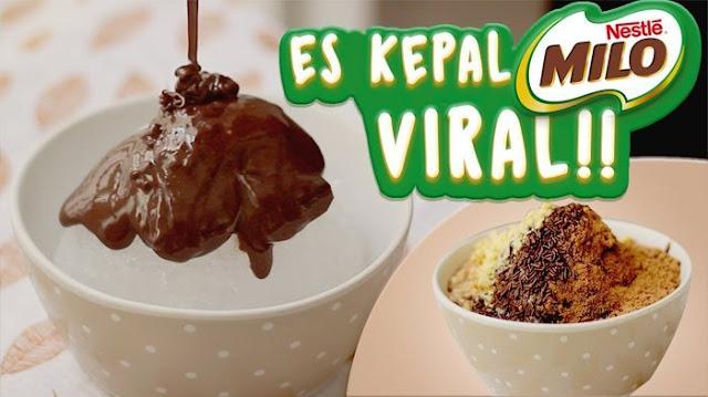 Sudah Minum Es Kepal Milo? Ketahui Ini Asal Usulnya