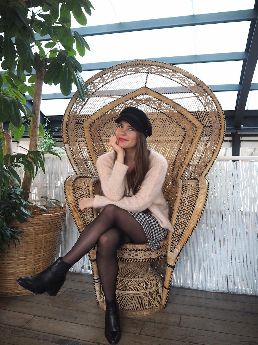 brasserie polpo blogueuse mode
