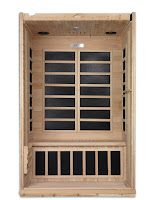 Dynamic Venice Sauna, inside view